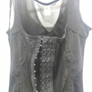 UNAVAILABLE ❌ Lacey Black Shapewear Corset